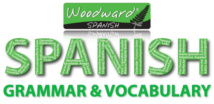 Woodward Spanish Grammar and Vocabulary